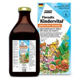 Floradix Kindervital Liquid Multivitamin For Children - 500ml - Salus- New - Health & Body Nutrition