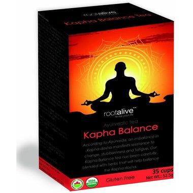 Kapha Balance Tea - 35cups - Rootalive - Health & Body Nutrition