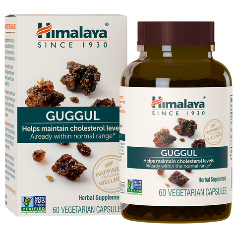 Guggul - 60vcaps - Himalaya - Health & Body Nutrition