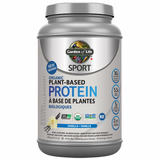 Organic Plant Based Protein - 840g - Garden Of Life Sport - Health & Body Nutrition