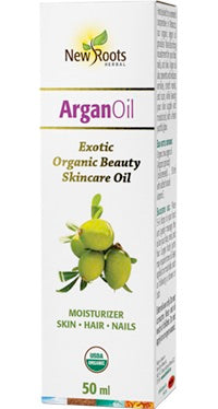 Argan Oil - 50ml - New Roots Herbal - Health & Body Nutrition