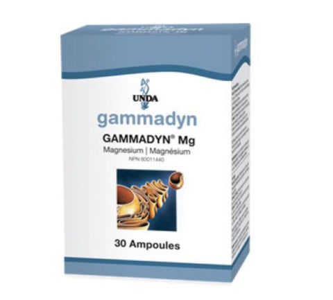 Gammadyn Mg - 30 Ampoules - Unda - Health & Body Nutrition