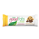Suzie's Good Fats - Chocolate Chip Cookie Dough - Box of 12 Bars - Health & Body Nutrition