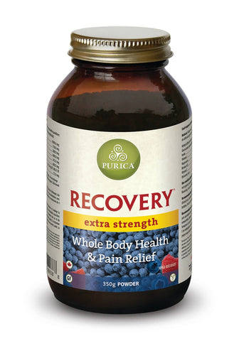 Recovery Extra Strength Powder - 350g - Purica - Health & Body Nutrition