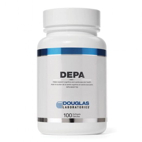DEPA - 100gels - Douglas Labratories - Health & Body Nutrition