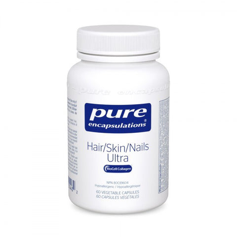 Hair/Skin/Nails Ultra - 60vcaps - Pure Encapsulations - Health & Body Nutrition