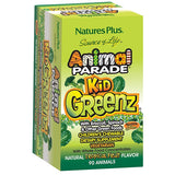 Animal Parade® KidGreenz - 90chewables - Tropical Fruit Flavor - Nature's Plus - Health & Body Nutrition