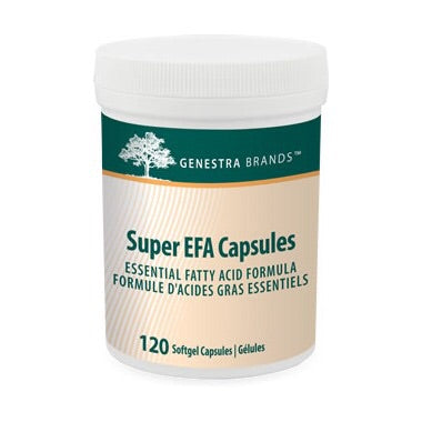 Super EFA Capsules - 120gels - Genestra - Health & Body Nutrition