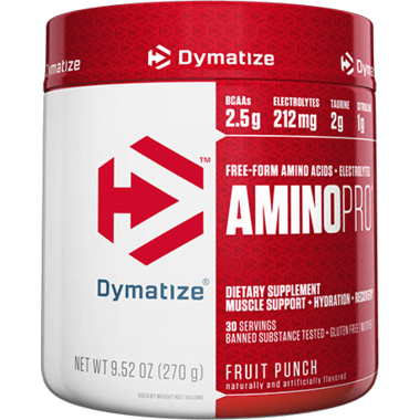 Amino Pro - 270g - Dymatize - Health & Body Nutrition