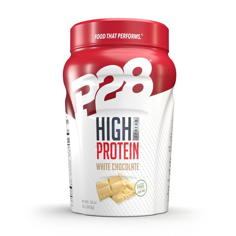 High Protein Spread - White Chocolate 1lb - P28 - Health & Body Nutrition