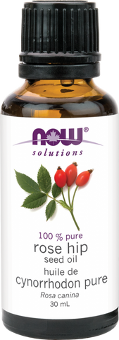 Rosehip Seed Oil - 30ml - Now - Health & Body Nutrition