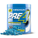 Pre 4 Pre-Workout - 260g - Magnum Nutraceuticals - Health & Body Nutrition