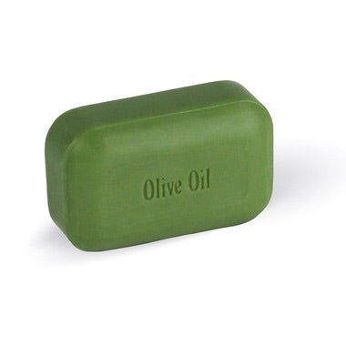 Olive Oil Bar Soap - 110g - The Soap Works - Health & Body Nutrition