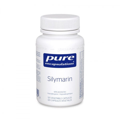 Silymarin - 120vcaps - Pure Encapsulations - Health & Body Nutrition