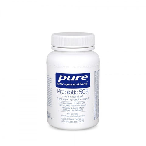 Probiotic 50B - 60vcaps - Pure Encapsulations - Health & Body Nutrition