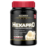 Hexapro 6-Protein Blend - 2LB/3LB - Allmax - Health & Body Nutrition