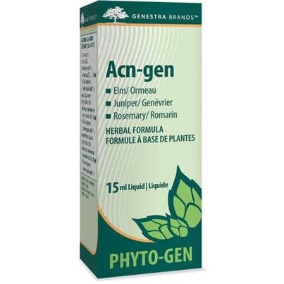 Acn-gen - 15ml - Genstra - Health & Body Nutrition