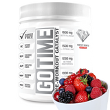 GoTime Pre-Workout - 160g - Perfect Sports - Health & Body Nutrition