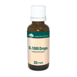 D3 1000 Drops - 30ml - Genestra - Health & Body Nutrition