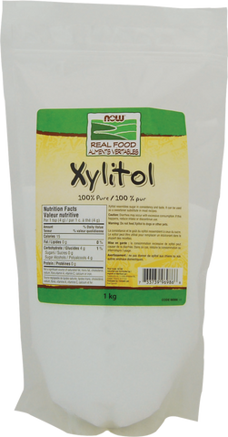 Xylitol - 454g - Now - Health & Body Nutrition