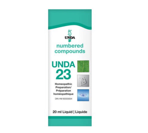 Unda #23 - 20ml - Unda - Health & Body Nutrition