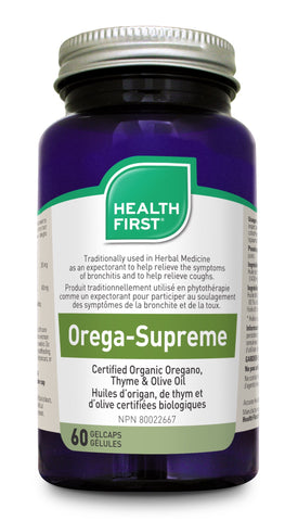 Orega Supreme - 60caps - Health First - Health & Body Nutrition