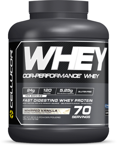 COR-Performance Whey - 70servings - Cellucor - Health & Body Nutrition