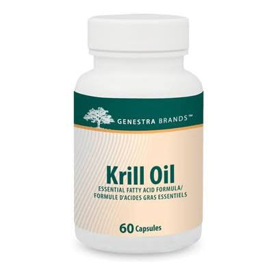 Krill Oil - 60caps - Genestra - Health & Body Nutrition