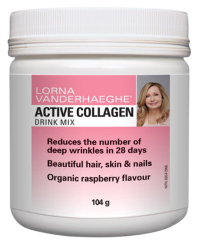 Active Collagen Drink Mix - 104g - Lorna Vanderhaeghe - Health & Body Nutrition