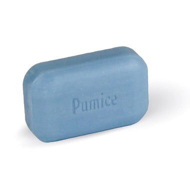 Pumice Bar Soap - 110g - The Soap Works - Health & Body Nutrition