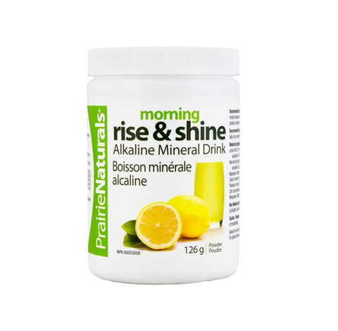 Morning Rise & Shine - 126g - Prairie Naturals - Health & Body Nutrition