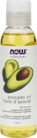 Avocado Oil - Now - Health & Body Nutrition
