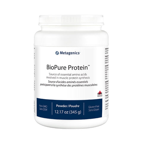 BioPure Protein - 345g - Metagenics - Health & Body Nutrition