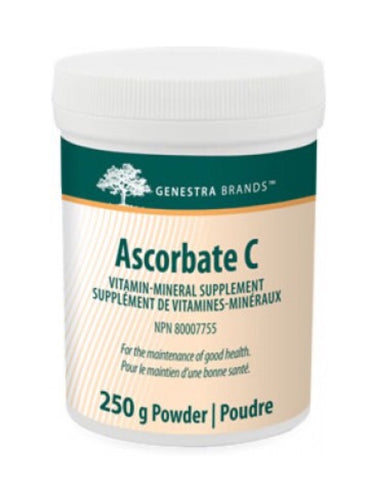 Ascorbate C - 200g - Genestra - Health & Body Nutrition