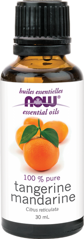 Tangerine Essential Oil - 30ml - Now - Health & Body Nutrition