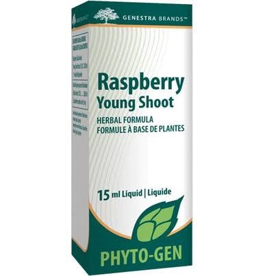 Raspberry Young Shoot - 15ml - Genestra - Health & Body Nutrition