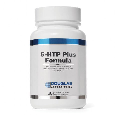 5-HTP Plus Formula - 60vcaps - Douglas Laboratories - Health & Body Nutrition