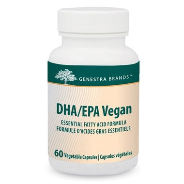 DHA/EPA Vegan - 60vcaps - Genestra - Health & Body Nutrition