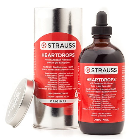 Heartdrops - Original Flavour - 225ml - Strauss - Health & Body Nutrition