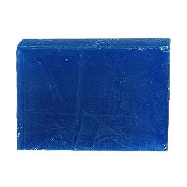 Lavender Blue Glycerine Bar Soap - 120g - The Soap Works - Health & Body Nutrition