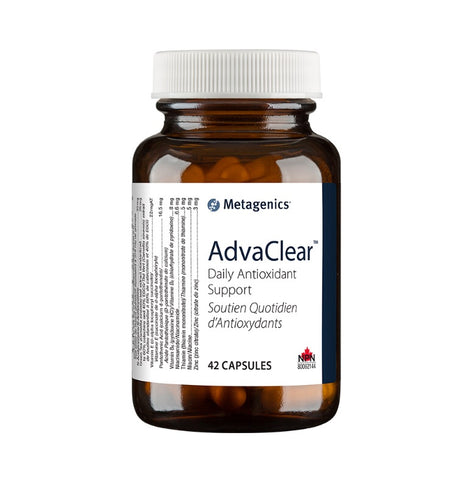 AdvaClear - 42caps - Metagenics - Health & Body Nutrition