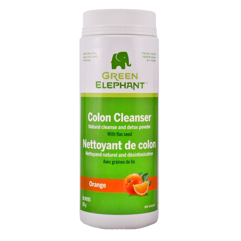 Colon Cleanser Powder - 231g - Green Elephant - Health & Body Nutrition