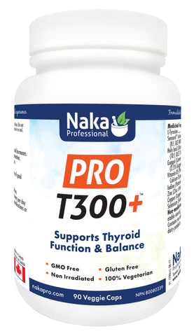 Pro T300+ - 90vcaps - Naka - Health & Body Nutrition