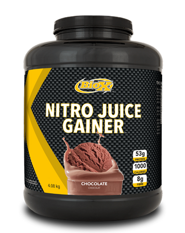 Nitro Juice Gainer - 12lbs - BioX - Health & Body Nutrition