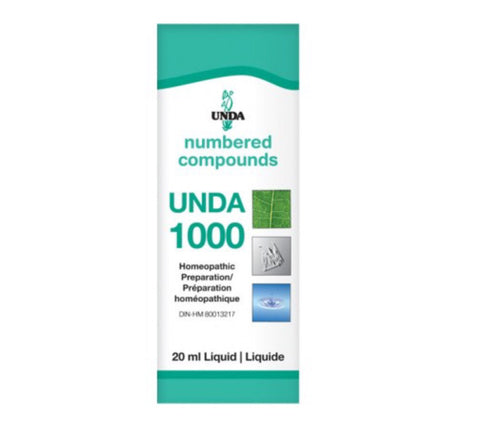 Unda #1000 - 20ml - Unda - Health & Body Nutrition