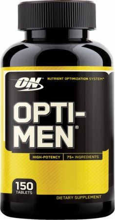 Opti-Men - 150tabs - Optimum Nutrition - Health & Body Nutrition