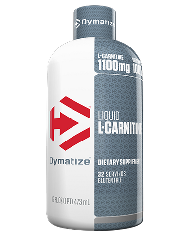 Liquid L-Carnitine - 473ml - Dymatize - Health & Body Nutrition