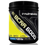 m|BCAA 6000 Iced Raspberry - 90 servings - 720g - Nutrabolics expires: Oct 2019 - Health & Body Nutrition