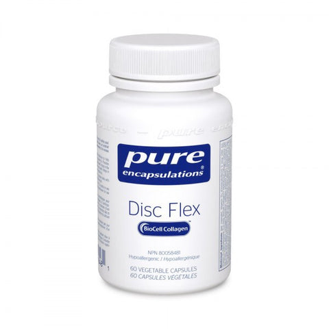 Disc Flex - 60vcaps - Pure Encapsulations - Health & Body Nutrition
