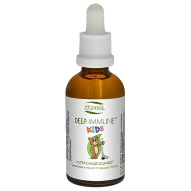 Deep Immune For Kids - Tincture - St. Francis Herb Farm - Health & Body Nutrition